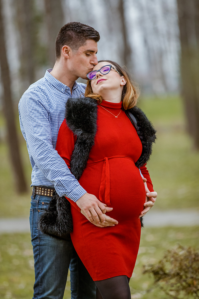 Photography Couple Pregnant Photo Shoot