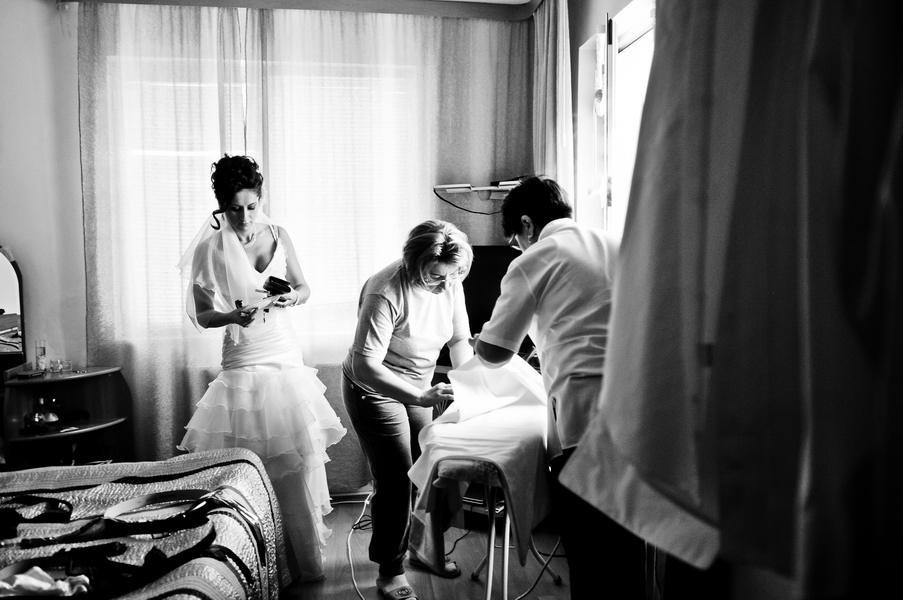 Bride Photography Getting Ready Wedding Photographer Germany