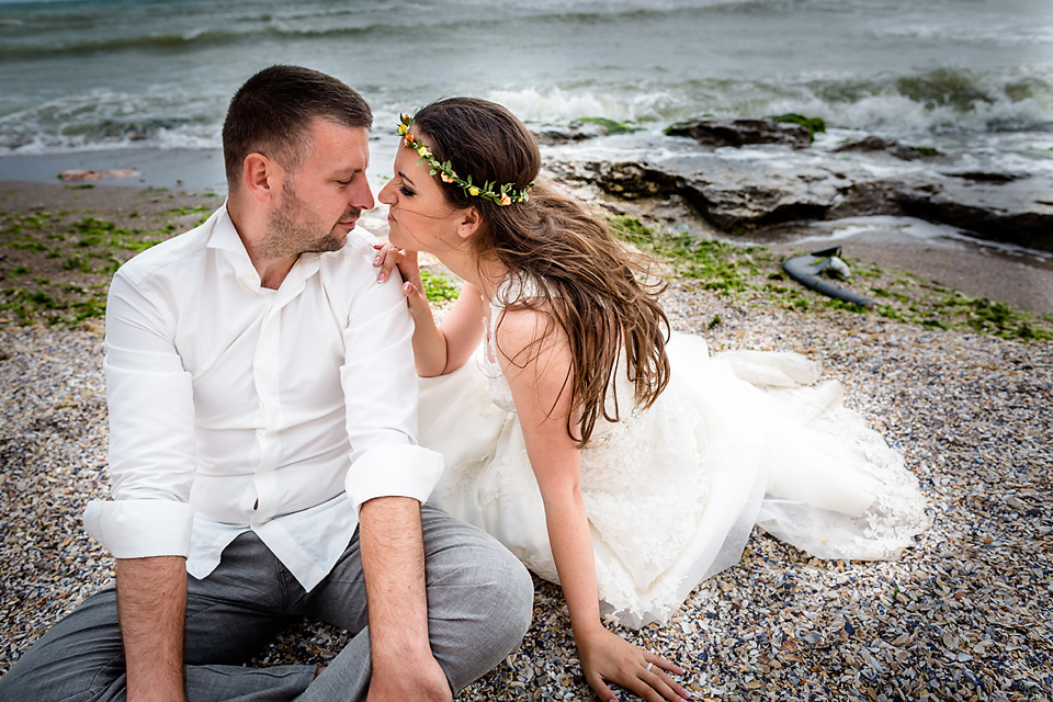 Wedding Photo Video Session Trash the Dress Italy Beach